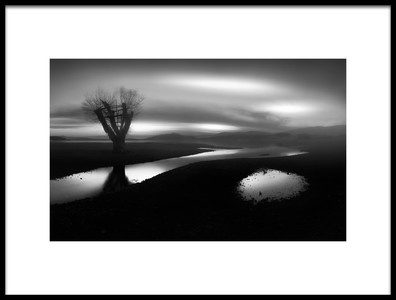 Art print titled Untitled No. 4985 by the artist Veselin Atanasov