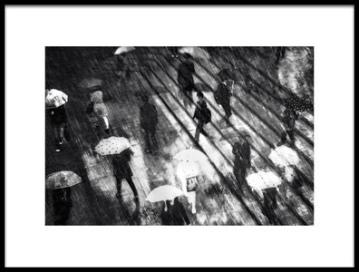 Art print titled Untitled No. 5182 by the artist Teruhiko Tsuchida