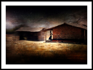 Art print titled Untitled No. 541 by the artist Antonio Grambone