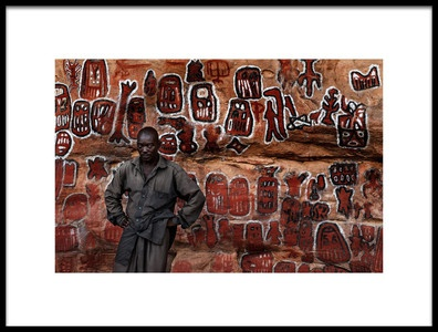 Art print titled Untitled No. 5952 by the artist Joxe Inazio Kuesta Garmendia