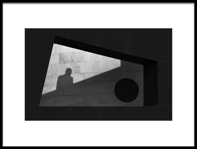 Art print titled Untitled No. 6119 by the artist Mehdi Rouhi