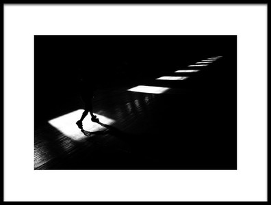 Art print titled Untitled No. 6141 by the artist Ali Ayer