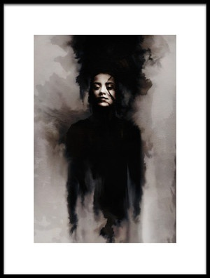 Art print titled Untitled No. 6199 by the artist Marina Yushina