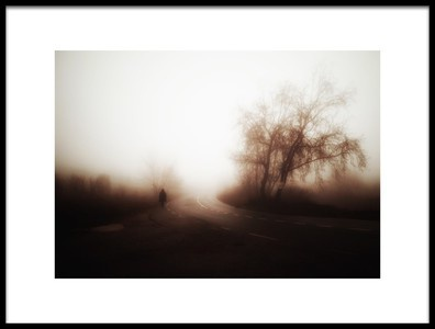Art print titled Untitled No. 6200 by the artist Ali Ayer