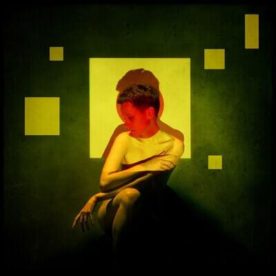 Art print titled Untitled No. 6381 by the artist Yaroslav Vasiliev-Apostol