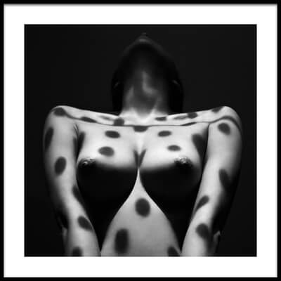 Art print titled Untitled No. 6467 by the artist Mikhail Faletkin