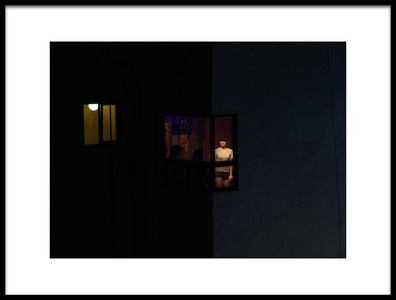 Art print titled Untitled No. 6524 by the artist monoradio