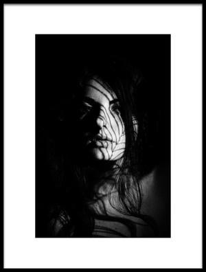 Art print titled Untitled No. 6614 by the artist Artem Vasilenko