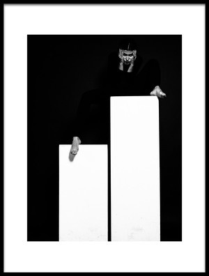 Art print titled Untitled No. 6659 by the artist Artem Vasilenko