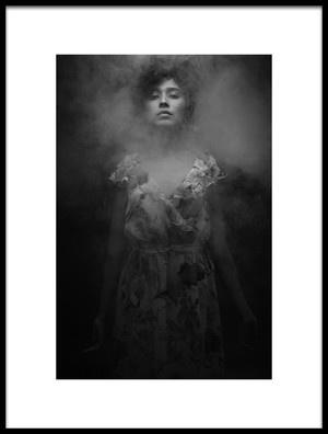 Art print titled Untitled No. 6755 by the artist Artem Vasilenko