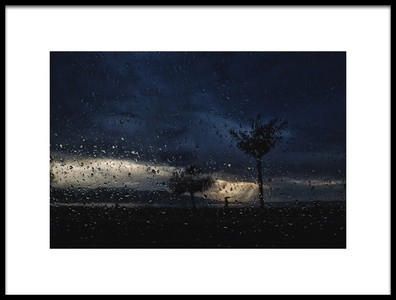 Art print titled Untitled No. 847 by the artist Ali Ayer