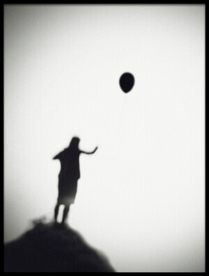 Art print titled Untold Memory by the artist Hengki Lee