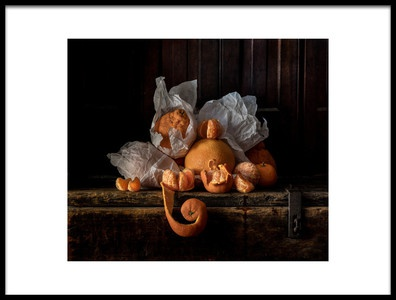 Art print titled Unwrapped by the artist Heather Bonadio