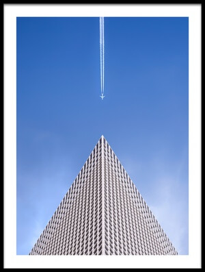 Buy this art print titled Up and Down by the artist Nadav Jonas