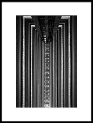 Buy this art print titled Upside Down by the artist Mustafa Karaaslan