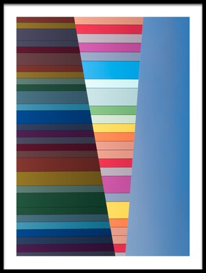 Buy this art print titled Urban Candy by the artist Gregory Evans