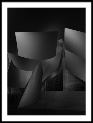 Buy this art print titled Urban Curves by the artist Jose Antonio Parejo