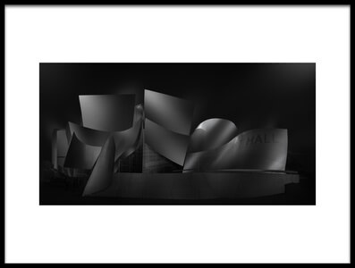 Buy this art print titled Urban Curves II by the artist Jose Antonio Parejo