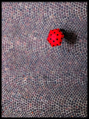 Buy this art print titled Urban Ladybug by the artist franco maffei
