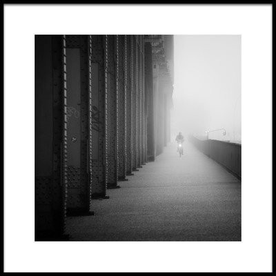 Art print titled Urban Mood by the artist Alexander Schönberg