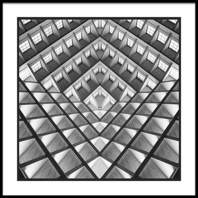 Buy this art print titled Vault by the artist Wioletta