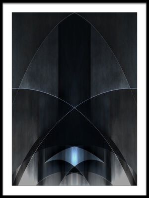 Buy this art print titled Vault by the artist Gilbert Claes