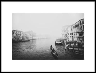 Buy this art print titled Venezia by the artist Samir Pajić
