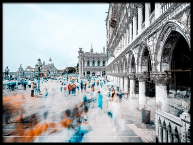 Buy this art print titled Venice by the artist Carmine Chiriacò