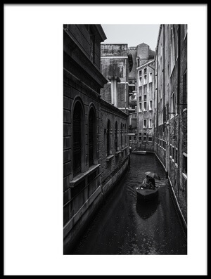 Buy this art print titled Venice by the artist Pawel Majewski