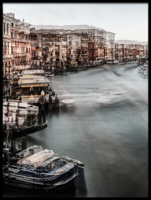 Buy this art print titled Venice by the artist Massimo Della Latta