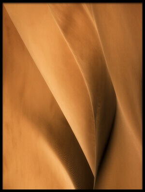 Buy this art print titled Vertical Desert by the artist Babak Mehrafshar (Bob)