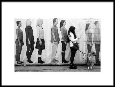 Buy this art print titled Waiting by the artist Enrico Finotti Re