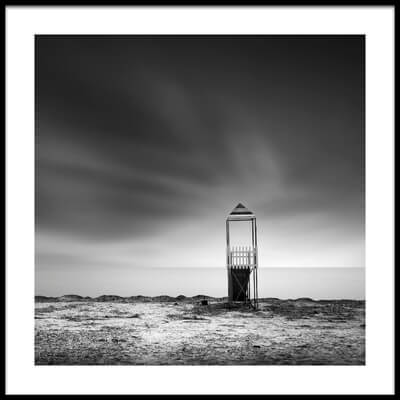 Art print titled Waiting for the Summer by the artist George Digalakis
