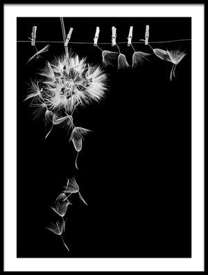 Art print titled Waiting for the Summer by the artist Ileana Bosogea-Tudor