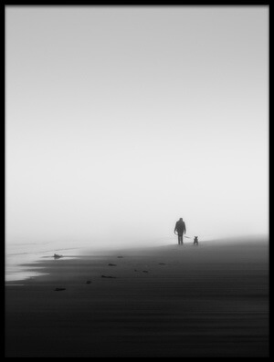 Buy this art print titled Walk This World With Me by the artist Christophe Staelens