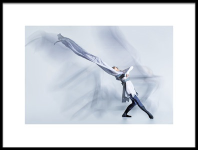 Art print titled Water Sleeve3 by the artist Rob Li