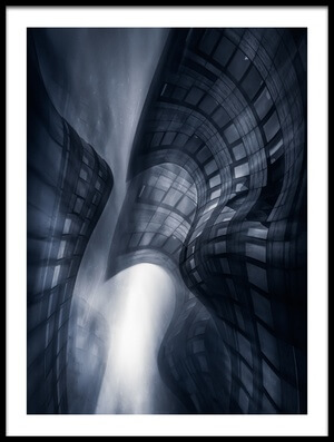 Buy this art print titled Waves and Visions by the artist Stefan Kierek