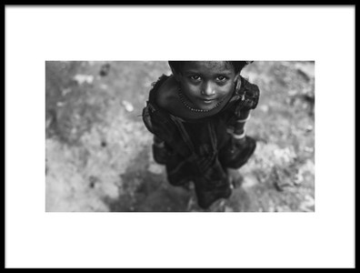 Art print titled Welcome to My World by the artist Goran Jovic