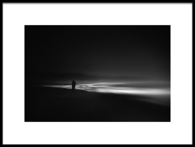 Buy this art print titled West Coast Night by the artist Marianne Siff Kusk