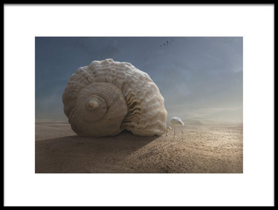 Art print titled Whats Inside by the artist sulaiman almawash