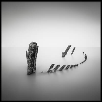 Buy this art print titled What's Left Behind by the artist Christophe Staelens