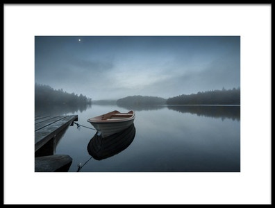 Art print titled When the Day Wakes by the artist Benny Pettersson