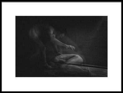 Art print titled Whisperer by the artist Pali Gerec