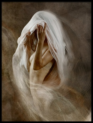 Buy this art print titled White Veil by the artist Olga Mest