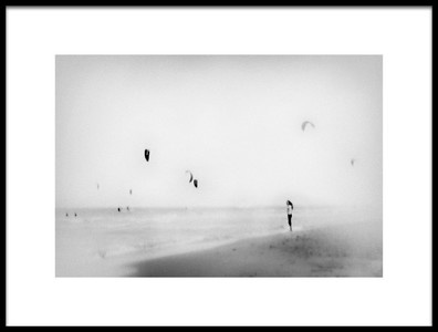 Art print titled Wind of Freedom by the artist Elhanan S.R.