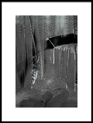 Art print titled Window Washer by the artist Charles Lai