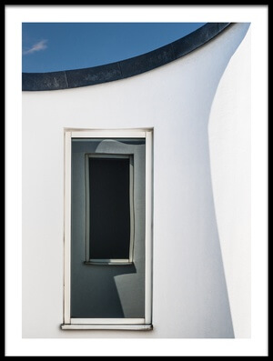 Buy this art print titled Window(s) by the artist Luc Vangindertael (laGrange)
