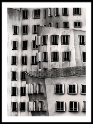 Buy this art print titled Windows by the artist Dennis Mohrmann