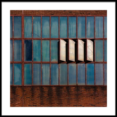 Buy this art print titled Windows by the artist Rolf Endermann