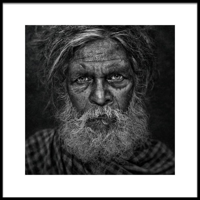 Art print titled Windows to the Soul by the artist Fadhel Almutaghawi
